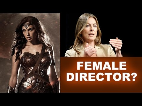 Director! - Today, rumor has it Wonder Woman 2017 will have a female director! Can Kathryn Bigelow save the movie, or does Gal Gadot need better? http://bit.ly/subscribeBTT Beyond The Trailer host Grace...
