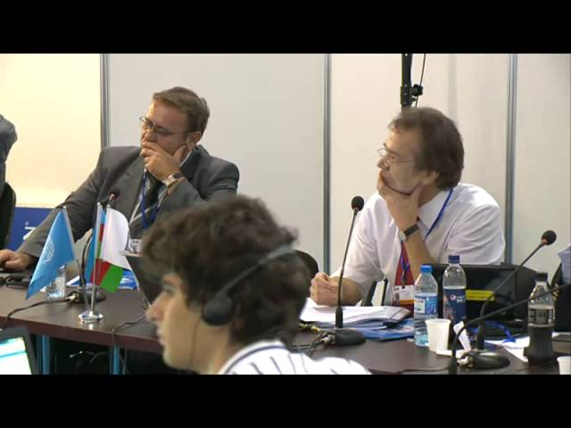 IGF2012 Pre-event - Council of Europe: Cyber Crime and Rule of Law Safeguard