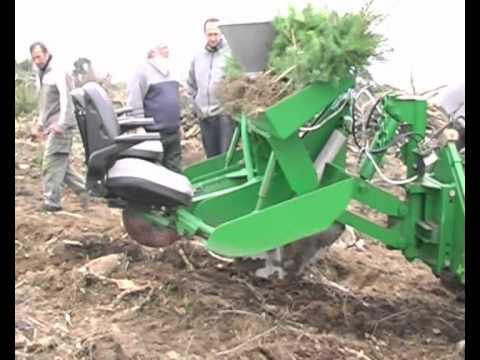 planteuse - planteuse RZS-2, fabriqué par http://www.larix.fr/