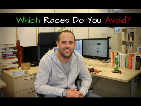 Which Races Do You AVOID? Followers Q & A