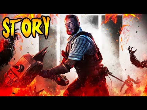 Black Ops 4 Zombies: BRUNO'S ORIGINS! Call Of Duty BO4 Zombies Comic Storyline & Easter Eggs