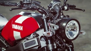 10. 2019 Yamaha XSR900 First Ride (XSR900 or MT09?)