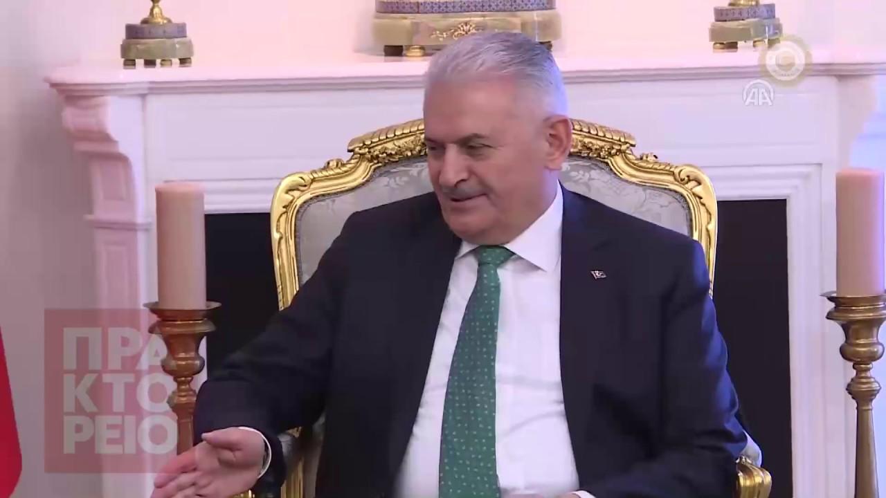 Επίσκεψη του αμερικανού ΥΠΕΞ R. Tillerson στην Τουρκία