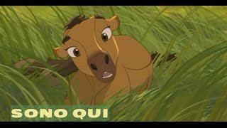 Spirit - Cavallo selvaggio || Sono Qui [con testo]