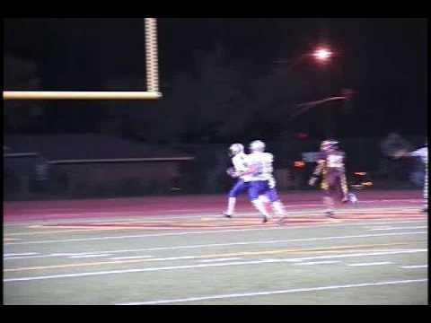 Colin Lockett (#4) High School Highlights video.