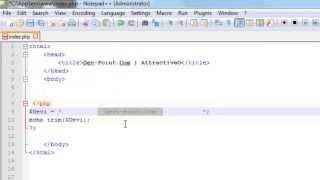 شرح دالة [ trim ] إزالة المسافات الفارغة من بداية ونهاية النص ، [ نقطة التطوير - Dev-Point ] .