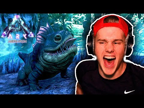 ARK SURVIVAL EVOLVED ABERRATION EPISODE 1