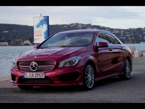 autoblogger - We drive the new small four door coupe from Mercedes: the CLA 220. Via http://www.abhd.nl/video/mercedes-cla/