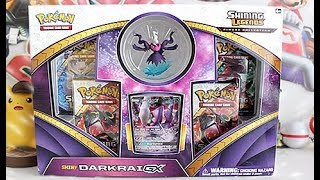 Opening A SHINY Darkrai Collection Box!! by Unlisted Leaf