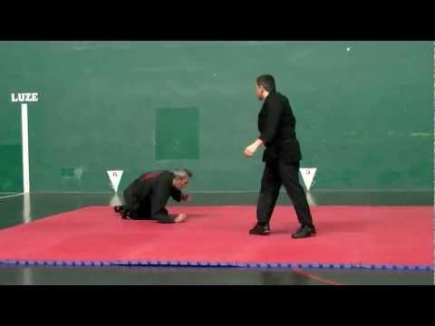 Exhibicion de Kenpo Full Defense