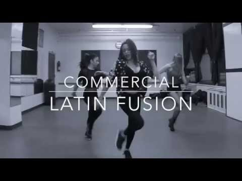 Ashlé Dawson Commercial Latin Fusion @ Broadway Dance Center