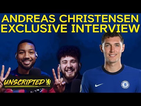 Avengers Or Star Wars? Andreas Christensen Settles The Debate! | Unscripted Episode 15