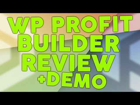 An Honest Review of WP Profit Builder