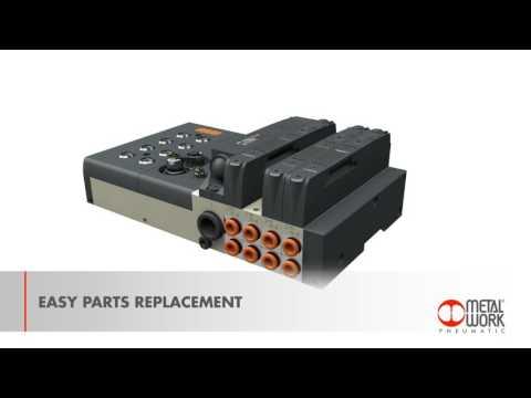 Metal Work Pneumatic - EB80 maintenance