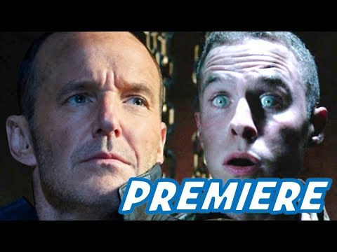 A Modified Fitz & A New Coulson!!! Agents of SHIELD Season 6 Episode 1 Review & Easter Eggs!!!