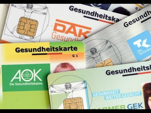 Gesundheitskarte: Deutschlands Datenschutz bremst die ...