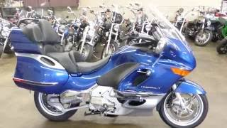 6. 2002 BMW K1200 LT Description