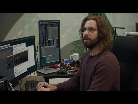Silicon Valley - AI Gilfoyle debugging code