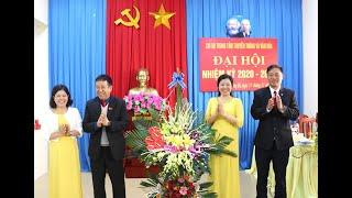 Đại hội Chi bộ Trung tâm Truyền thông và Văn hóa TP Uông Bí