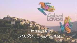 Festival Del Lavoro 2013 - Video Promo