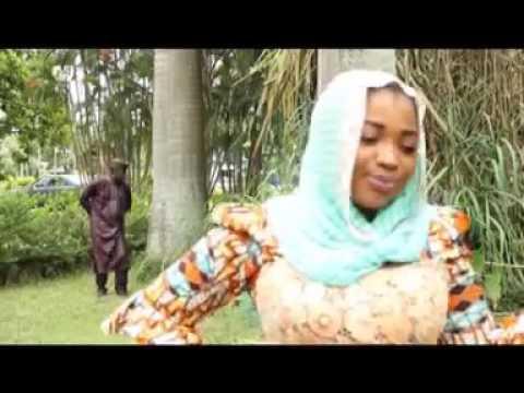 Aisha Aliyu tsamiya a wakar burin fatima