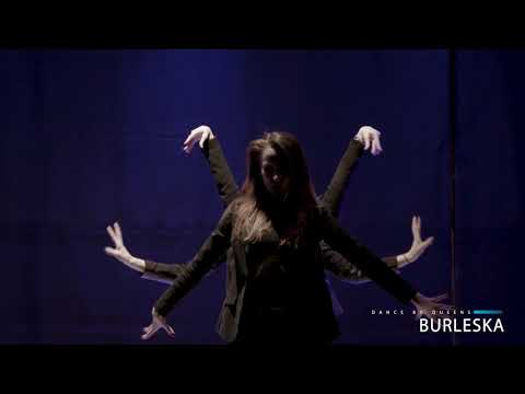 Burleska na I Akademickie Zawody Pole Dance (видео)