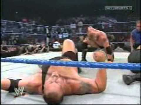The Undertaker Vs Brock Lesnar Vs Big Show (HD) (Smackdown) Wwe