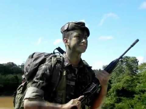 PELOTÃO DE FRONTEIRA - Oracao do Guerreiro da Selva