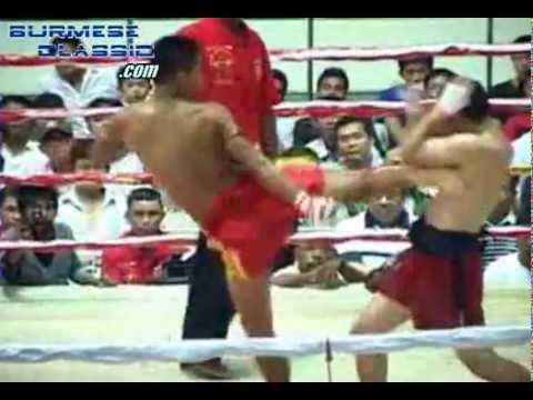 Soe Lin Oo Myanmar Vs Japan fighter 2011 part 1
