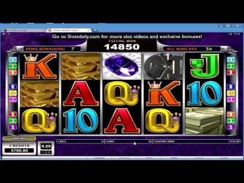 A Massive 7k win on 'Break Da Bank Again' Slot (MG) !!
