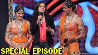 Madhubala aka Drashti FINDS A NEW SISTER in NACH BALIYE 5 2nd February 2013 FULL EPISODE NEWS