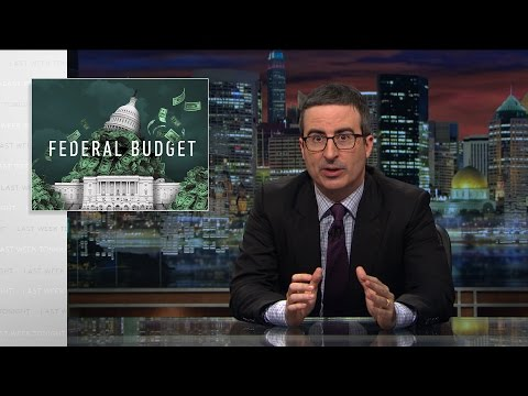 Federal Budget Last Week Tonight with John