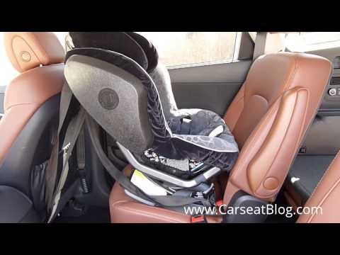 2014-2015 Hyundai Santa Fe Review: Kids, Carseats & Safety