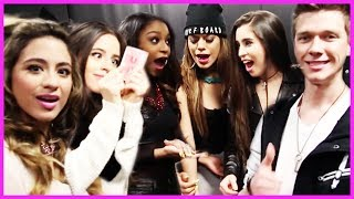 Fifth Harmony's Best Magic Trick with Collins Key - Fifth Harmony Takeover Ep. 11 - YouTube