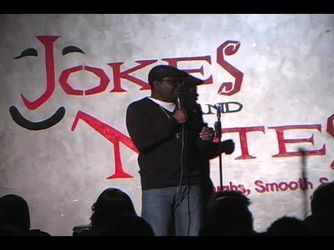 Lil Rel Jokes and Notes March 13, 2013