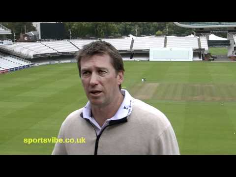 Glenn McGrath on Australian &amp; English Cricket