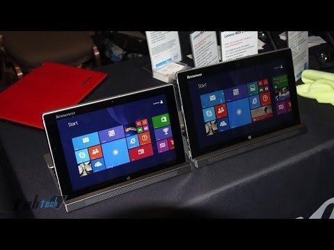Lenovo Miix 2 10 & 11 Windows 8.1 Tablets mit Tastatur Hands-On | tabtech.de