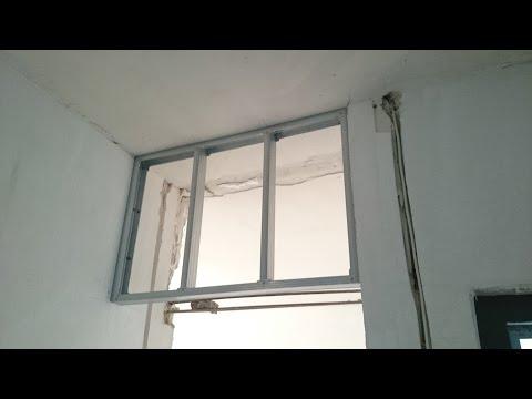 Как сделать короб из гипсокартона над дверью