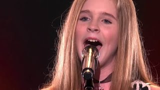 Video Country Girl Kadie Lynn, 12, Blows The Crowd Away | Judge Cuts 2 | America's Got Talent 2016 | Ep. 9 MP3, 3GP, MP4, WEBM, AVI, FLV September 2018
