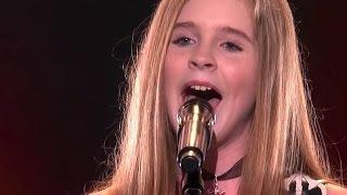 Video Country Girl Kadie Lynn, 12, Blows The Crowd Away | Judge Cuts 2 | America's Got Talent 2016 | Ep. 9 MP3, 3GP, MP4, WEBM, AVI, FLV Agustus 2018