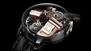 Video 12 WATCHES that was MADE ONLY FOR MILLIONAIRES MP3, 3GP, MP4, WEBM, AVI, FLV Mei 2019