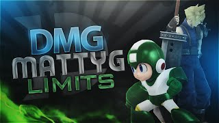 "【SSB4】 DMG Matt – ""Limits"" – Cloud and Megaman Combo Video"