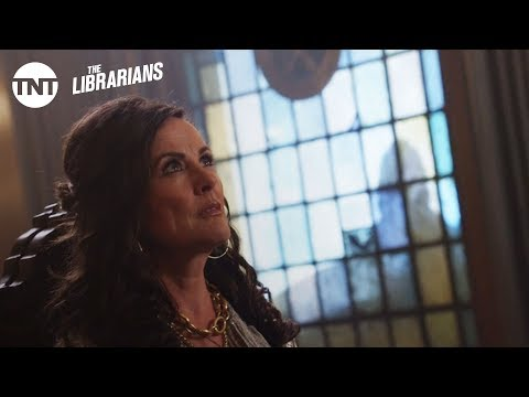 The Librarians: Yes, I Stole Millions - Season 4, Ep. 3 [CLIP]   TNT