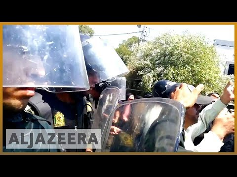 🇮🇷 Iranian Protesters Angry At Worsening Economy | Al Jazeera English