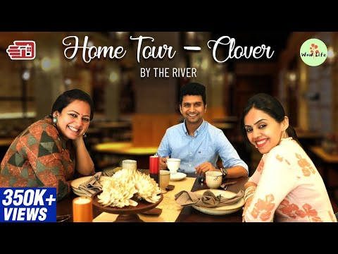 """Wow Life Presents """"Home Tour - Clover By the River   Wow and Happie Spaces   #wowlife #Hometour"""