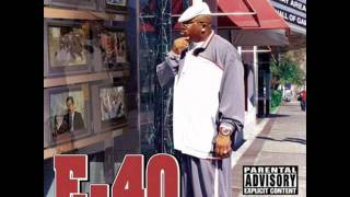 E-40 (Ft. Doonie Baby & Turf Talk) - Gasoline