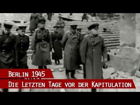 1945 - Der Todeskampf der Reichshauptstadt - ein Ge ...