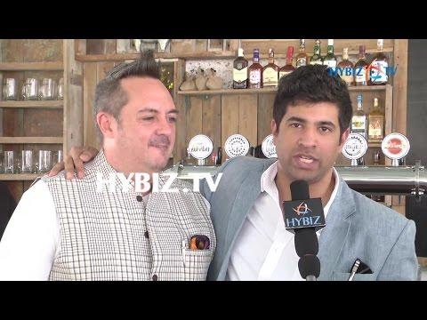 , Shaaz Mehmood-THE HOPPERY Microbrewery Launch