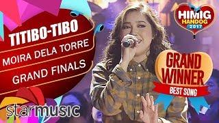 Download Lagu Moira Dela Torre - Titibo-tibo | Himig Handog 2017 (Grand Finals) Mp3