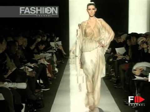"Fashion Show ""Chado Ralph Rucci"" Autumn Winter 2007 2008 Pret a Porter New York 5 of 5 by Fashion Ch"